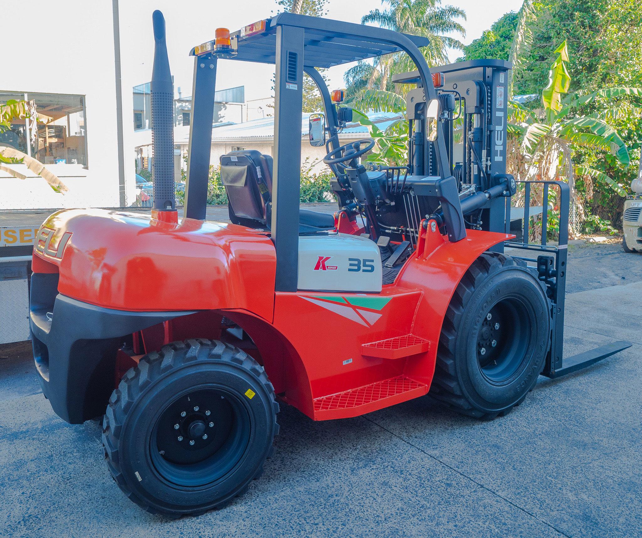 Forklift Hire Brisbane